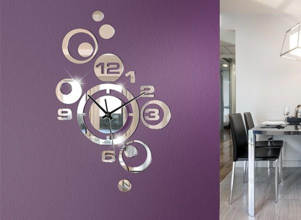 awesome wanduhren für wohnzimmer contemporary - home design ideas, Wohnzimmer