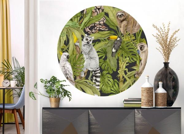 Grandora Dschungel mit Tiere DL649