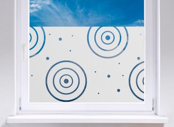 Sichtschutzfolie Kreise W5261