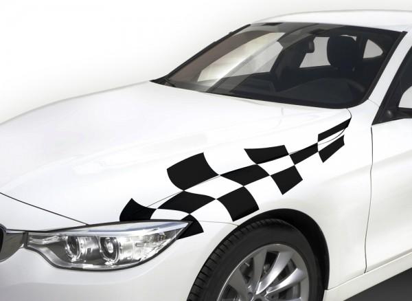 Autoaufkleber Motorhaubenaufkleber X7164