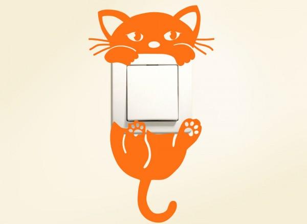 Schaltertattoo Katze G112