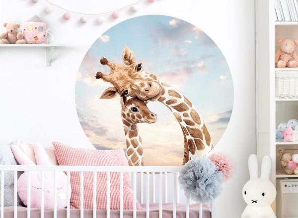 Little Deco Wandtattoo Säugetiere Giraffen DL634