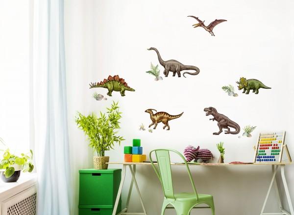 Little Deco Wandtattoo Dinos DL476