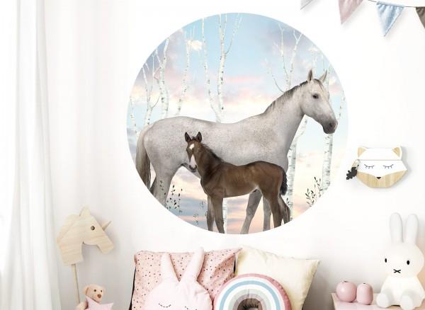 Little Deco Wandtattoo Pferde DL622