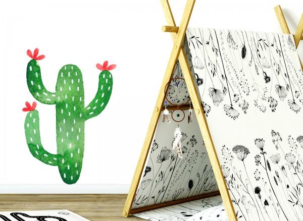 Little Deco Wandtattoo Kaktus DL136
