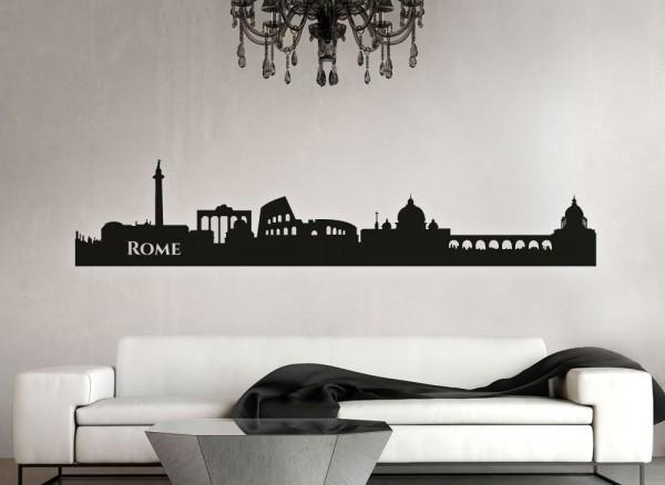 Wandtattoo Skyline Rome G153