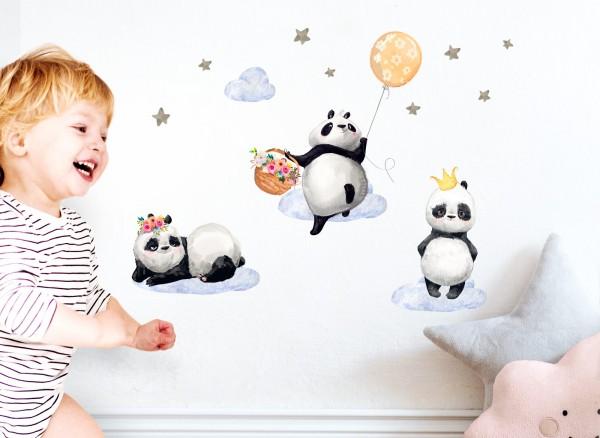 Little Deco drei Panda DL215