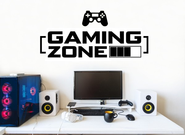 Little Deco Gaming Zone mit Controller W5596