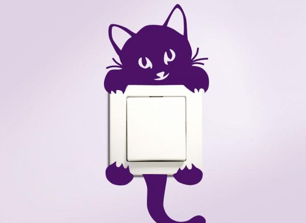 Schaltertattoo Katze G125